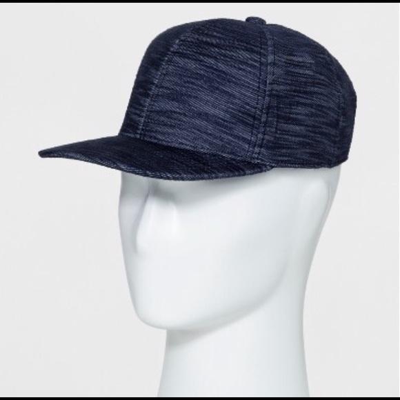 9546efc53606a 2  12 Men s striped curve brim baseball hat. NWT. Goodfellow   Co